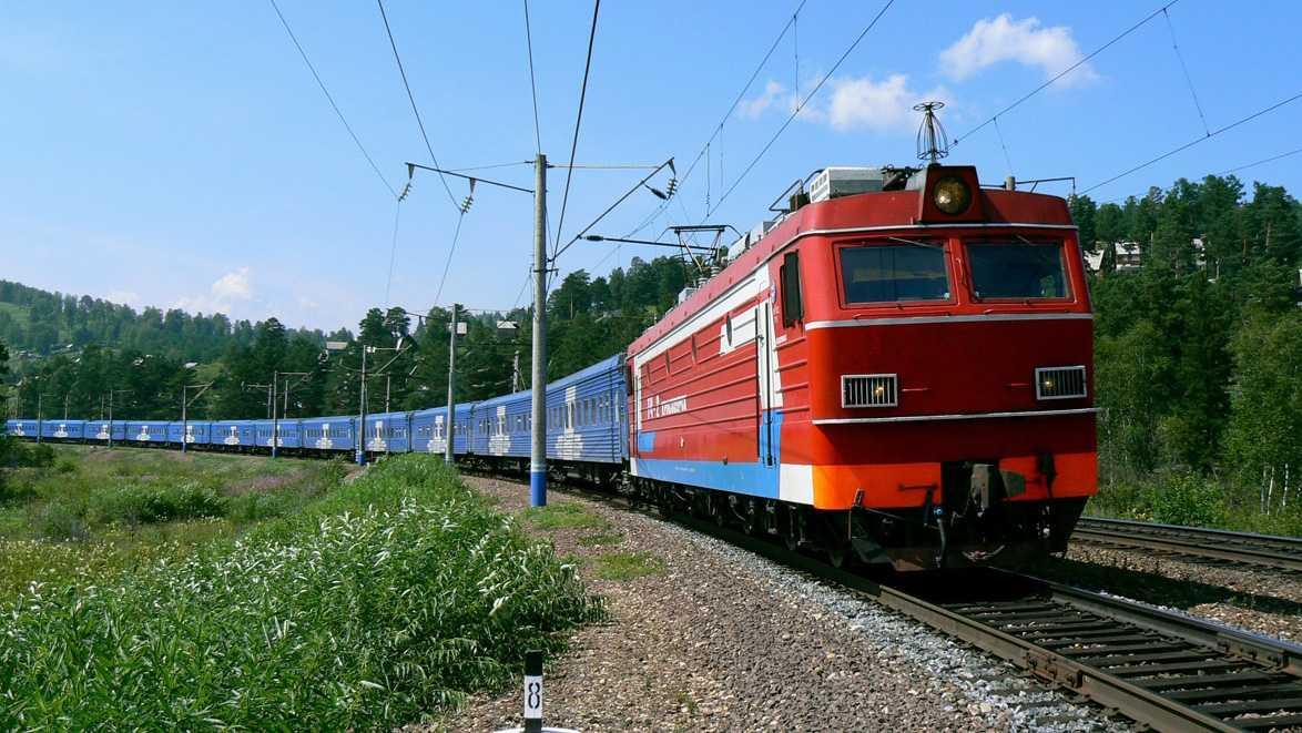 Transsibirische Eisenbahn Im Regelzug Allgemeines Fahrplan Und Preise
